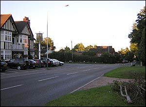Langton Green, birthplace of Subbuteo