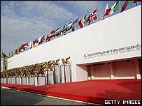 Festival de Cine de Venecia instalaciones