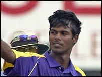Upul Tharanga hit 60 in his fourth ODI