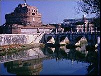 Rome's Castel Sant' Angelo