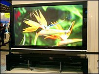 High-definition TV