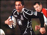 Ospreys match-winner Gavin Henson