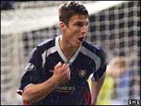 John Sutton was a success on loan at Dundee
