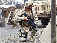 Iraq soldiers