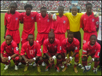 Liberia national team
