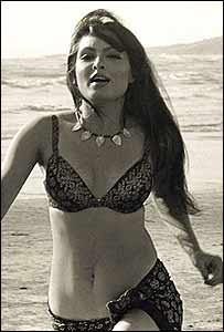 Parveen Babi (Undated publicity shot)