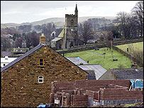 Hawes in Yorkshire