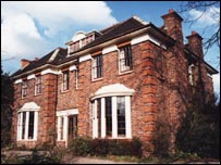 Detached house in Birmingham