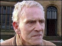 Dr Gerald Rolph, owner of Allerton Castle