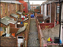 Coronation St opening sequence