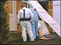 Picture of Llandridnod Wells murder scene