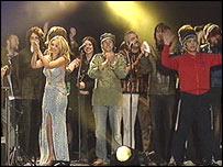 Stars of the Millennium Stadium Tsunami Relief Concert