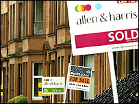 House price boards