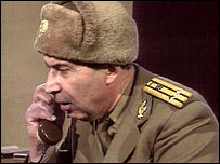 The Romanian general struggling to find the ringing phone
