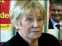 Actor Liz Dawn