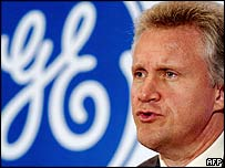 GE chief executive Jeffrey Immelt