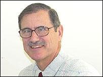 James Paul, director del Foro de Políticas Globales (Gentileza: Foro de Políticas Globales)