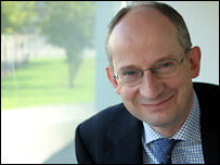 John Leighton, new head of the National Galleries of Scotland - _40753674_johnleighton203