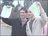 Scott and Adam Barker