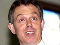 Prime Minister Tony Blair will meet Gerry Adams on Thursday