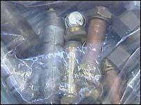 Blast bomb devices