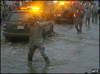 Saudi floods in Mecca