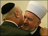 Mustafa Ceric, Grand Mufti of Bosnia  World Economic Forum