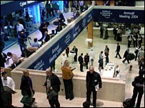 The Davos conference centre �World Economic Forum