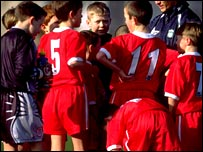 Liverpool youth players
