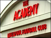 Liverpool Academy 