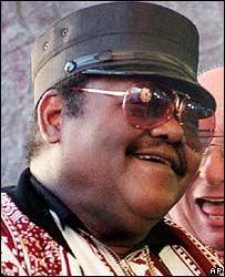 Fats Domino, 1999