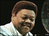 Fats Domino, 1995