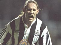 Ex-Newcastle star Darren Peacock
