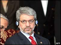 Iraqi Interior Minister, Bayan Jabr