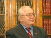Виктор Садовничий (фото с сайта МГУ)