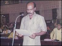 Paritala Ravi