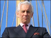 Sir Ian Garnett