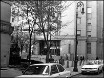 Здание суда в Нью-Йорке (фото В. Козловского)