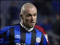 Former Colorado Rapids striker John Spencer