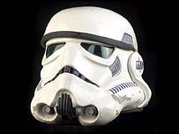 Star Wars - stormtrooper's helmet