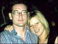 Kevin McCarthy and Debbie Evans