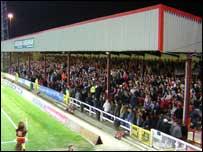 Swindon's County Ground