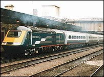 Midland Mainline train