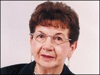 Batsheva Dagan (Picture courtesy Beth Shalom Holocaust Centre)