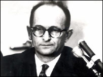 Eichmann's trial in Jerusalem in 1961