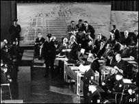 An Auschwitz trial that took place between December 1963 and August 1965