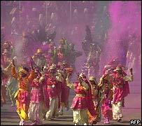 Delhi parade