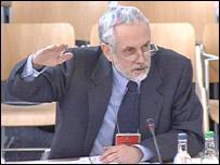 Professor Brian Hoskins