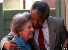 Helen Suzman and Nelson Mandela