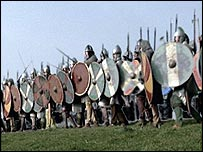 Reconstruction of the Battle of Hastings